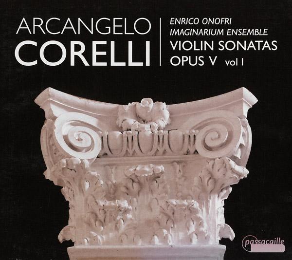Corelli: Violin Sonatas, Opus V, vol I