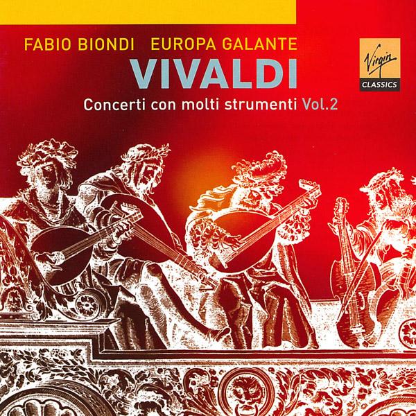 Vivaldi: Concerti con molti strumenti, Vol. 2