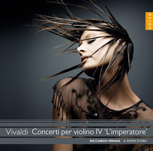 Vivaldi: Concerti per violino IV 'L'Imperatore'